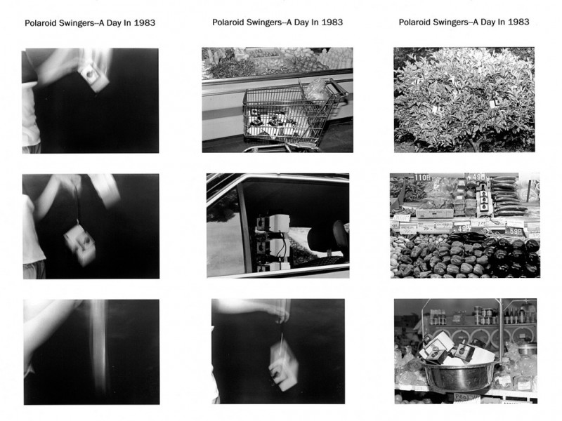Polaroid Swingers