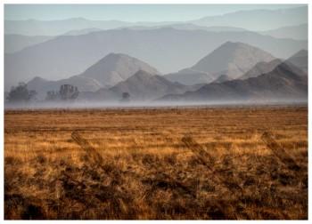 Double  exposure, Sunrise Hemet, CA