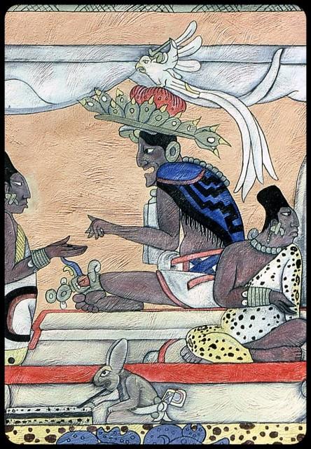 Mexico mural 1986