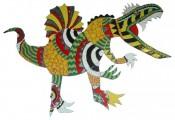 Spinosaurus by Marian Coleman, 2013