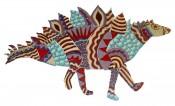 Stegosaurus by Marian Coleman, 2013